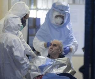 foto: Coronavirus: Hay 10 nuevos muertos y 600 infectados más