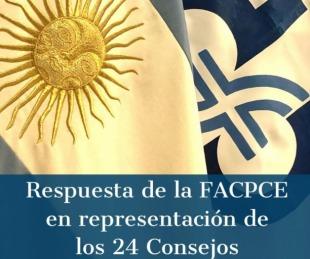 foto: Comunicado de Contadores Públicos tras declaraciones del Presidente