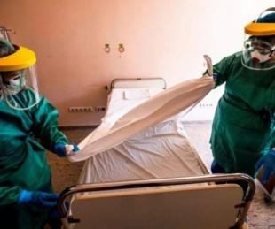 foto: Covid-19: Murió una mujer y aumenta a 47 las muertes en Chaco