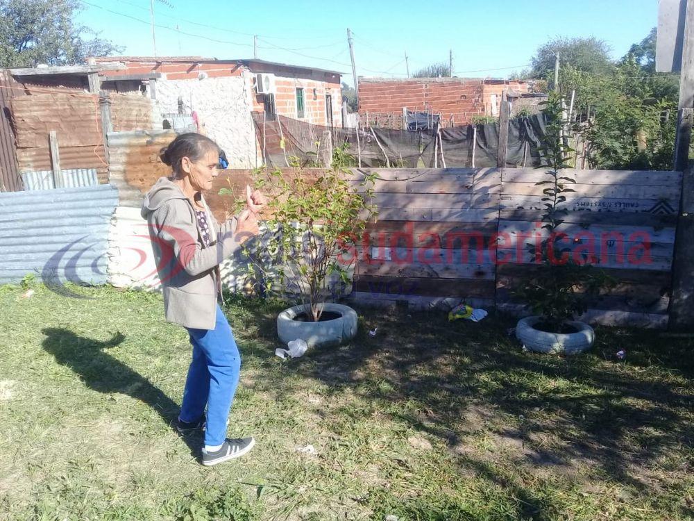 foto: Familiares de joven baleado piden detención de un vecino