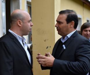 foto: Valdés visitará el Centro de Frontera en Paso de los Libres