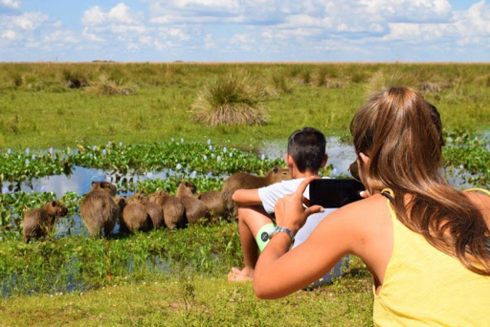 foto: Trabajamos para que el próximo paso sea abrir el turismo interno