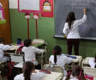 foto: Corrientes: el regreso a clases podría ser