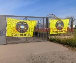 foto: Paro de empleados de Correo por salarios y condiciones laborales