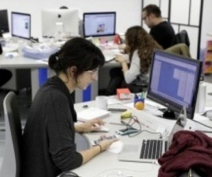 foto: Un 48% de las empresas argentinas piensa en reducir oficinas