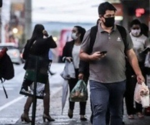 foto: Paraguay: Gobierno preocupado por aumento de infectados sin nexo