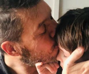 foto: Marcelo Tinelli reveló la pregunta que le hace su hijo al despertar