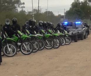 foto: Se registraron 25 demorados en operativos de seguridad en Corrientes