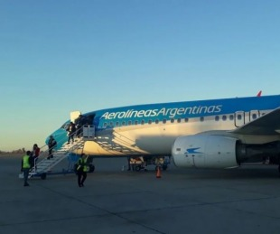 foto: Aerolíneas Argentinas suspenderá a unos ocho mil trabajadores
