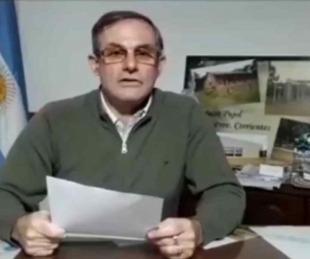 foto: El Intendente de Juan Pujol desmintió casos de coronavirus