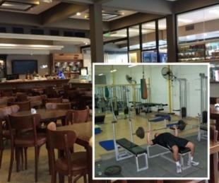 foto: Cuarentena: abren sus puertas gimnasios, bares y restaurantes