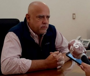 foto: Vignolo le bajó el tono a los dichos del vicedirector del Perrando