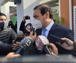 foto: Coronavirus: Valdés garantizó el plus para salud y seguridad