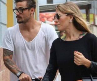 foto: El mensaje romántico de Osvaldo durante la cuarentena con Jimena Barón