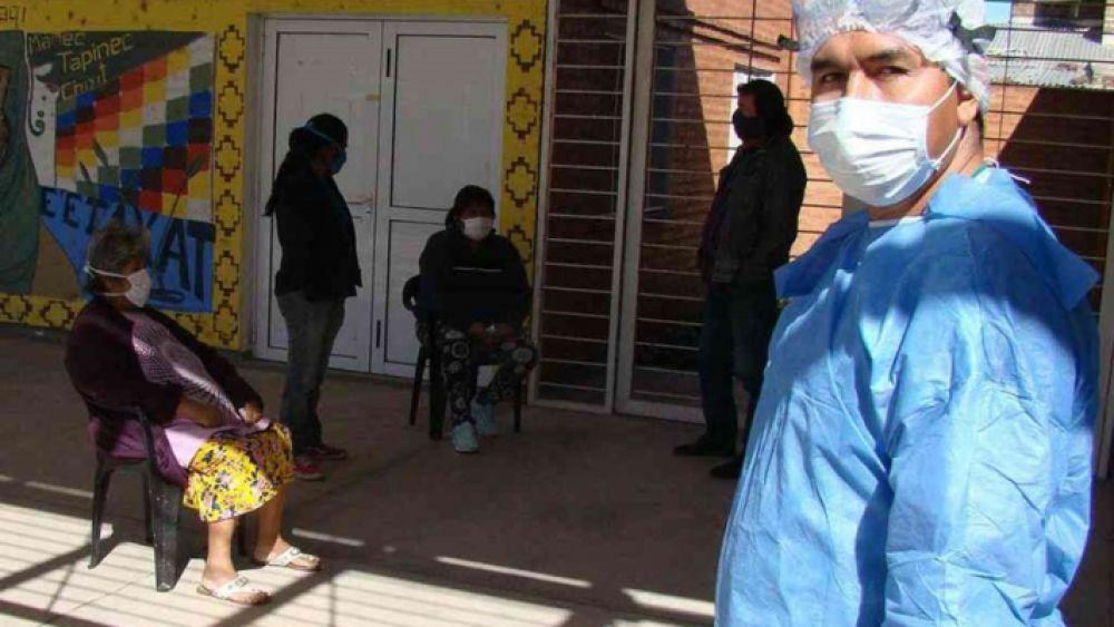 foto: Chaco confirmó un nuevo muerto por Covid-19 y son 58 las víctimas