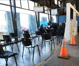 foto: La atención en el Centro Emisor de Licencias es con turno previo