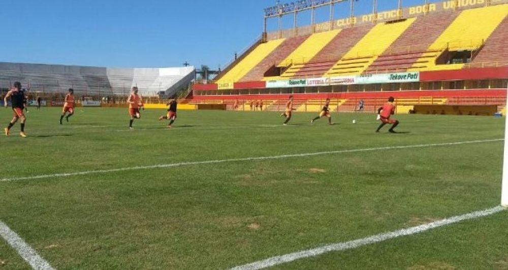 Boca Unidos presentó protocolo para funcionar en el 17 de Agosto