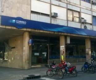 foto: Correo Argentino sigue entregando paquetes con