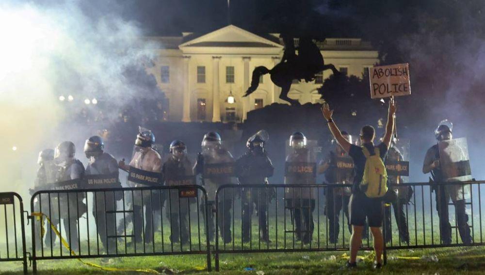 foto: Hay muchos días de protestas sin una respuesta oficial