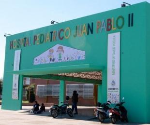 foto: El Pediátrico tendrá un sector exclusivo para pacientes con Covid