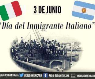 foto: Se celebra hoy en la Argentina el Día del Inmigrante Italiano