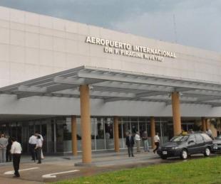 foto: Dieron negativo los hisopados realizados a trabajadores del Aeropuerto