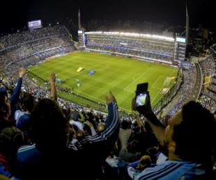 foto: La Bombonera fue elegida como el estadio