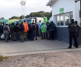foto: Tras el conflicto con trabajadores de Lusa, se normalizó el servicio