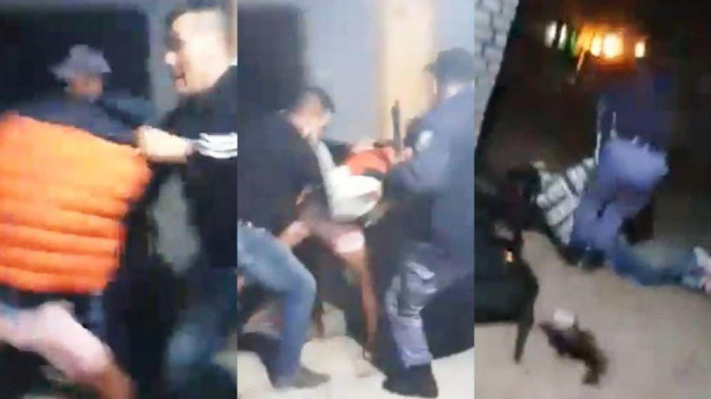 foto: Es inadmisible el ataque a la familia de la comunidad Qom