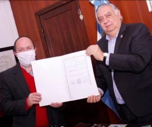foto: La Cámara de Diputados entregó reconocimiento a CUCAICOR