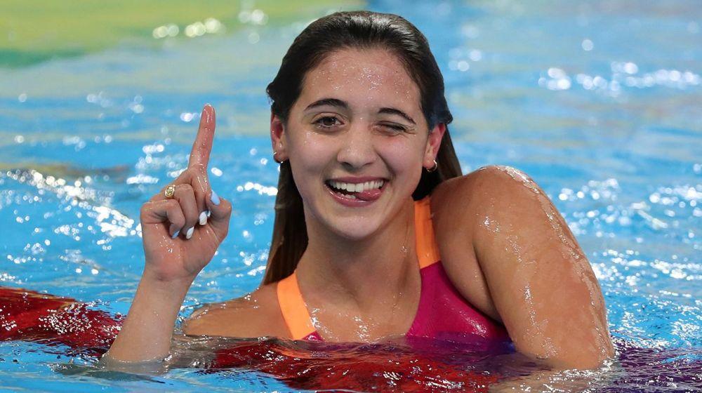 Delfina Pignatiello puso en duda su presencia en los Juegos Olímpicos