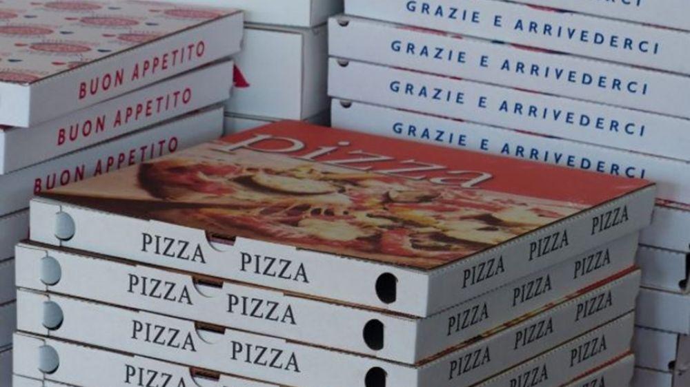 foto: Un hombre lleva 9 años recibiendo pizzas que nunca pidió