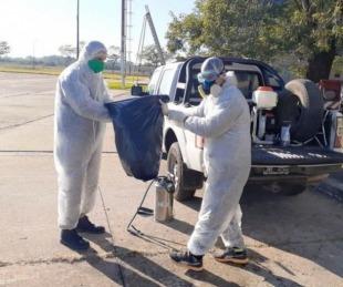 foto: Dio negativo el hisopado al trabajador que venía de Sáenz Peña