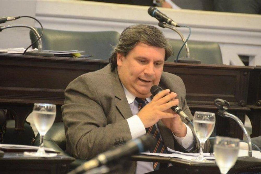 foto: Rubén Bassi ocupará la banca de Nancy Sand en el Senado