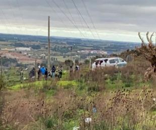 foto: Uruguay: balearon la base donde asesinaron a los tres infantes