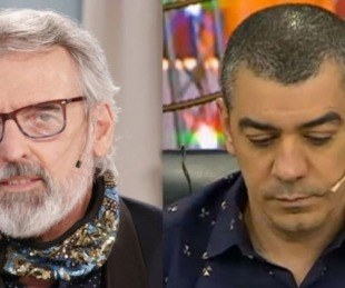 foto: Benito Fernández destrozó a Walter Queijeiro por dichos homofóbicos