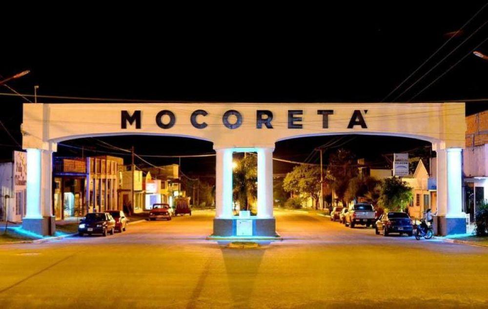 foto: Mocoretá seguirá en fase 1 y agregarán delivery para comercios