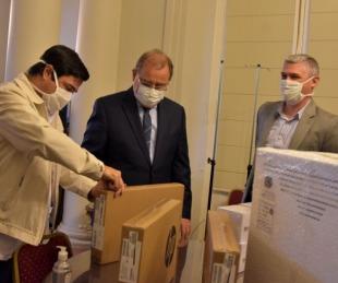 foto: Nuevo equipamiento para mejorar el servicio de salud en los barrios