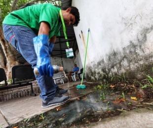 foto: Corrientes superó los 1.200 casos positivos de dengue