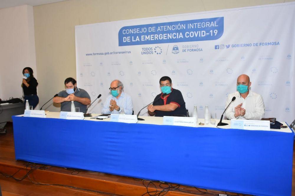 foto: Formosa confirmó 24 nuevos casos de coronavirus y son 26 en total