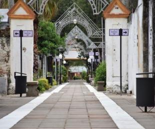 foto: Hoy se habilitan las visitas por turnos a los cementerios