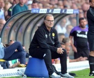 foto: El Leeds de Bielsa perdió y le cedió la punta al West Bromwich