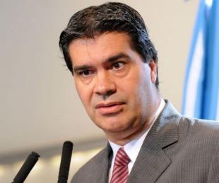 foto: Capitanich vuelve a poner la reforma constitucional en agenda
