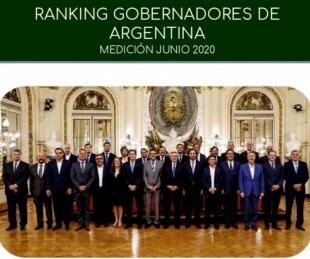 foto: Imagen de los gobernadores: ranking de los mejores y los peores