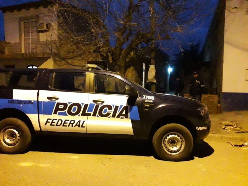foto: Preocupación en la Federal por 18 efectivos que llegan desde Chaco