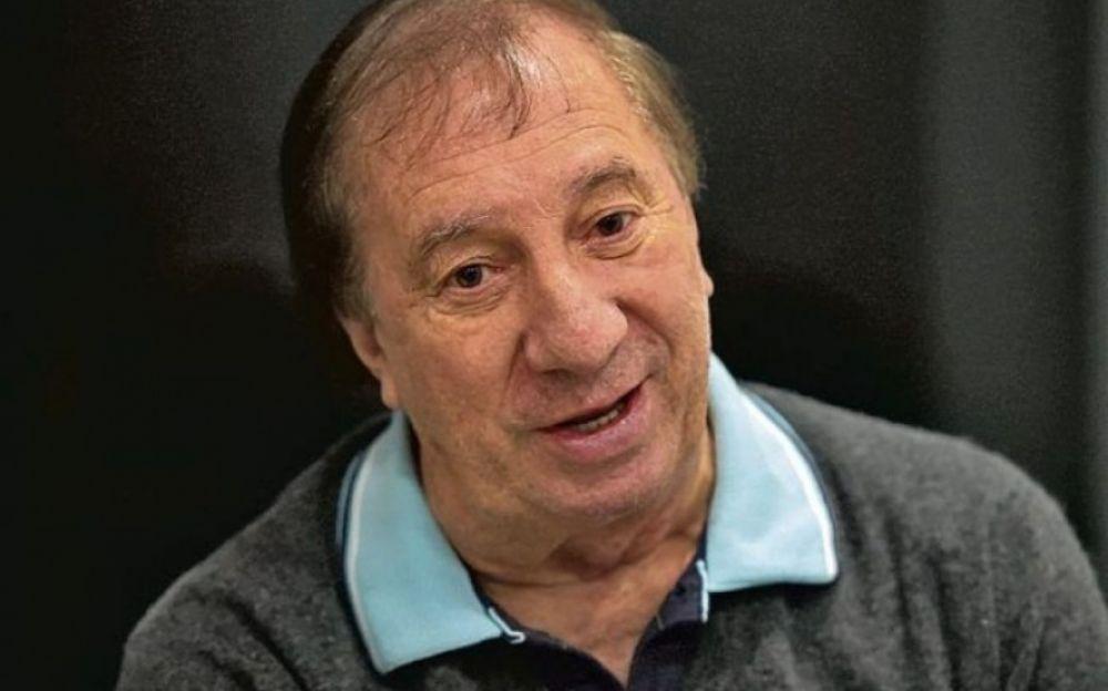 Preocupación: Carlos Bilardo dio positivo de coronavirus