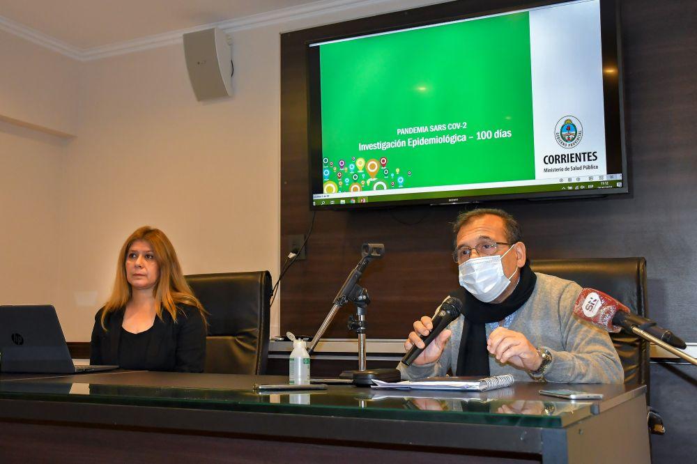 Coronavirus: Los resultados en Corrientes son alentadores