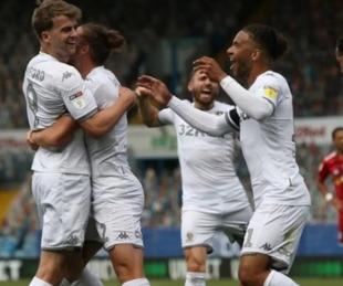 foto: Goleada del Leeds de Bielsa en un partido clave por el ascenso
