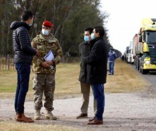 foto: Córdoba: blindaron fronteras para evitar rebrotes en la provincia