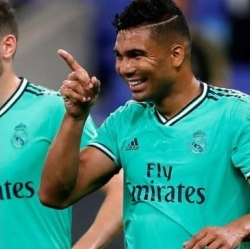 foto: Real Madrid derrotó a Espanyol y lidera en soledad en España